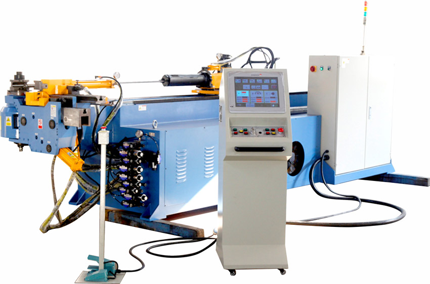 DW-80CNC automatic pipe bending machine