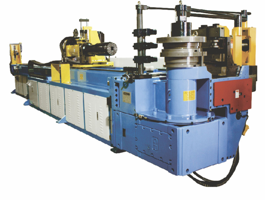 DW-100CNC automatic pipe bending machine