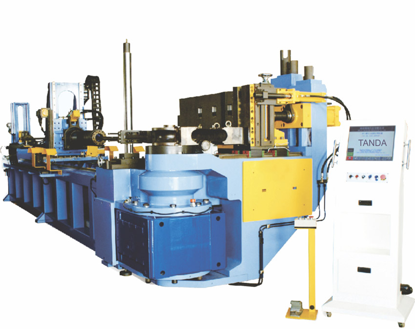 DW-130CNC automatic pipe bending machine